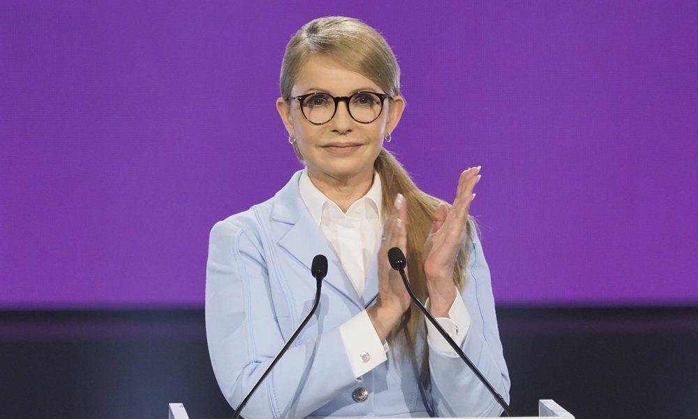 Чому там не має Рошену? Тимошенко зробила нову скандальну заяву на адресу Порошенка