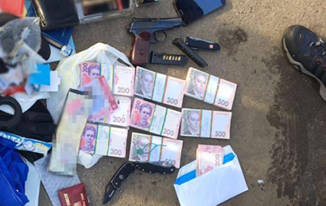 Вимагав 275 тисяч гривень: У Києві на хабарі спіймали впливового чиновника