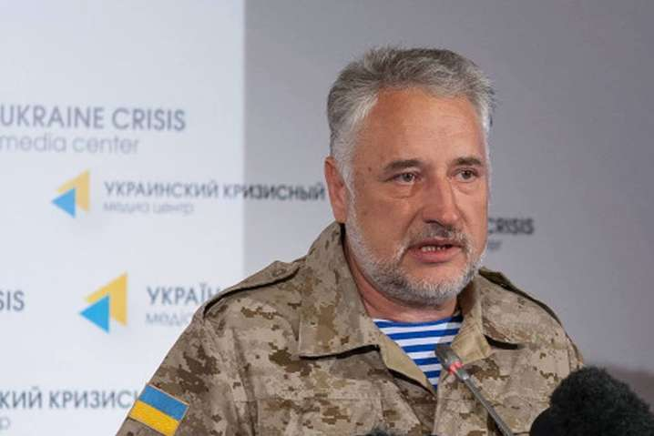 Жебрівський закликав готуватися до військового сценарію