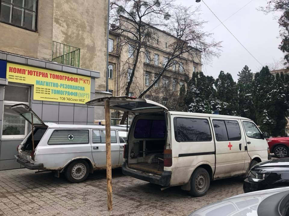З іншого століття! У Львові показали, як якісно обласна рада розвиває службу екстренної допомоги