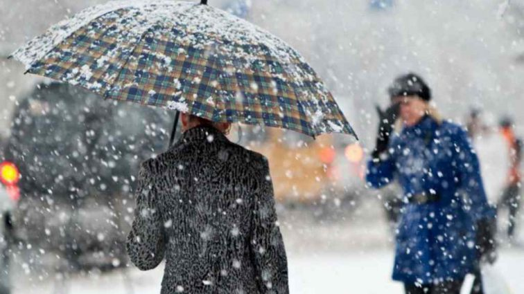 Сніг, ожеледиця і сильний вітер: Прогноз погоди в Україні на 20 листопада