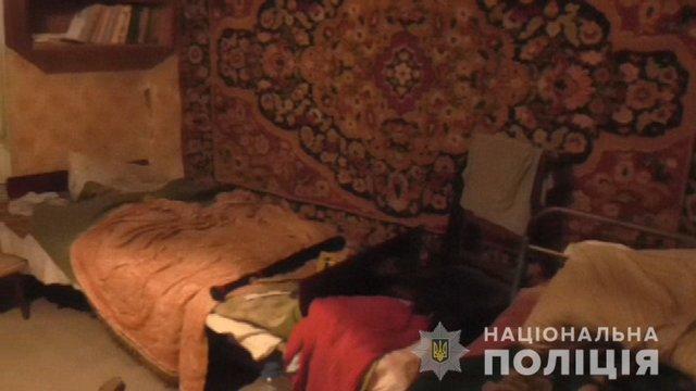 Побив та залишив помирати: На Харківщині чоловік до смерті забив подругу