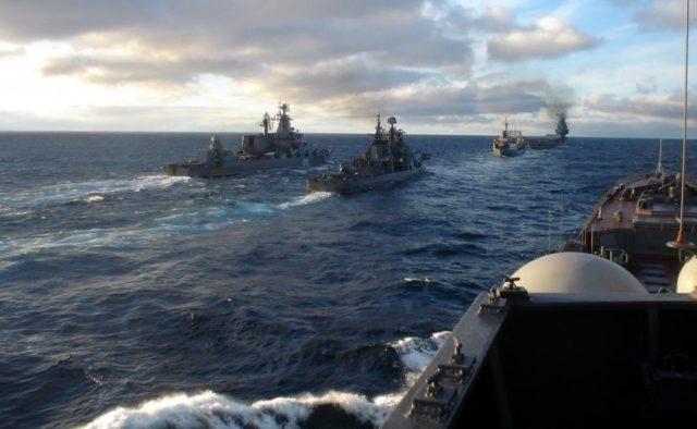 НАТО бере під контроль Чорне море, Росії підготували жорстку відповідь: що сталося