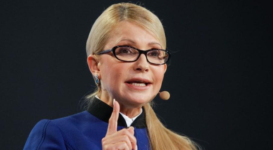 Назвали АТОшника поцом! Зустріч Тимошенко закінчилась гучним скандалом