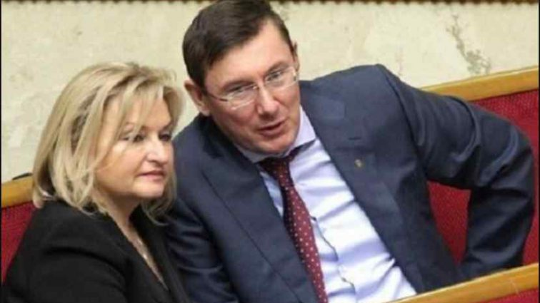 Повний текст позову Ірини Луценко