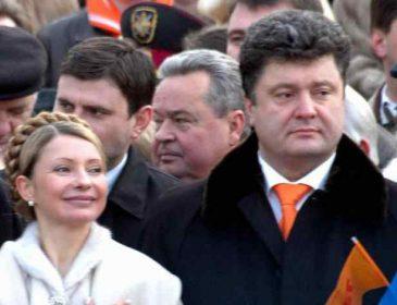 Країна має знати своїх «героїв»: Порошенко притикнув Тимошенко на засіданні Ради, та різко відповіла