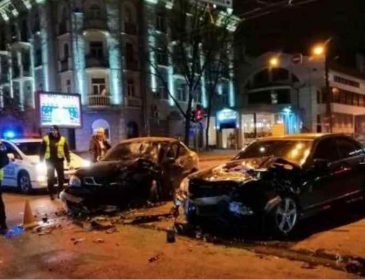У Харкові на Сумської знову сталася небезпечна ДТП: поранені три людини