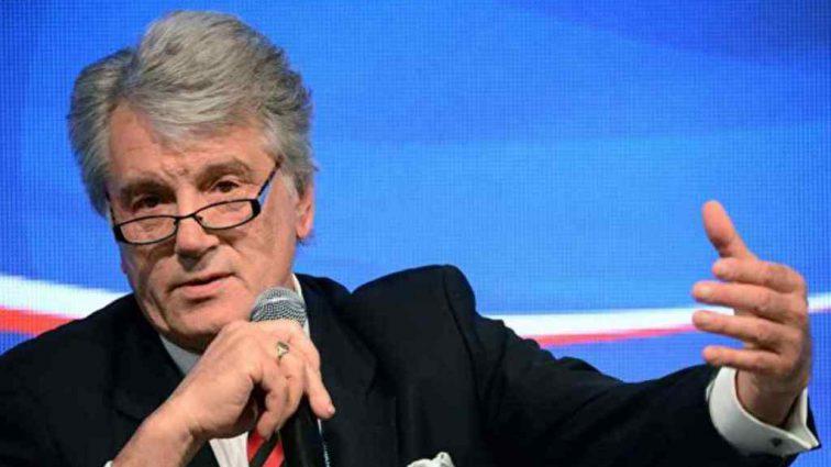 Зірвав патріарх РПЦ! Ющенко зробив скандальну заяву