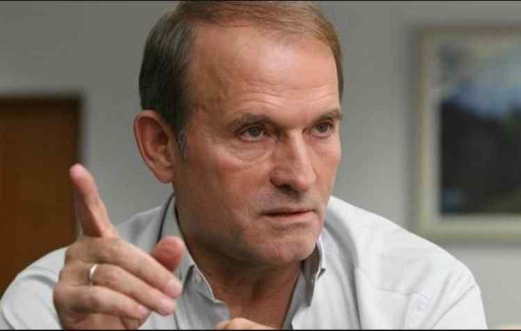 Медведчук обурив своєю заявою українців: Ось хто йде в президенти від Опоблоку