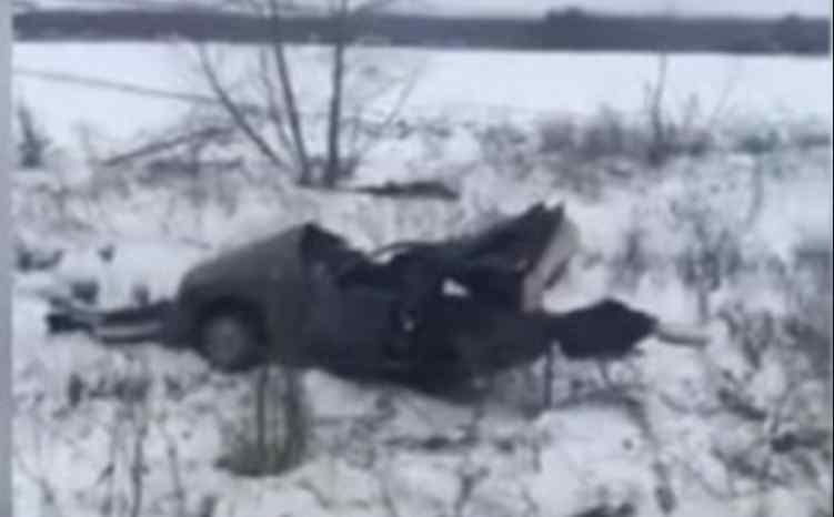 Авто розірвало на частини: в моторошній ДТП на українській трасі загинуло 2 людини