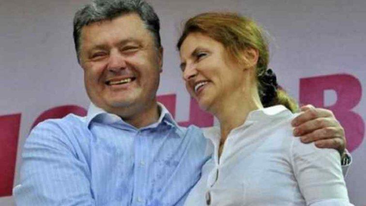 """Першій леді також """"перепало"""": бюджет фонду Марини Порошенко збільшать у три з половиною рази"""