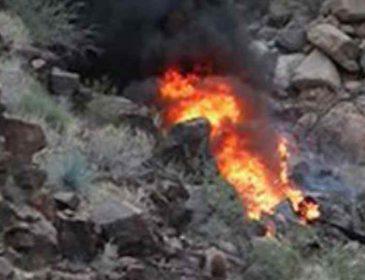 Не вижив ніхто: розбився вертоліт з туристами