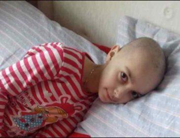 У дівчинки виявили страшну хворобу: термінової допомоги потребує Марійка Лихолай