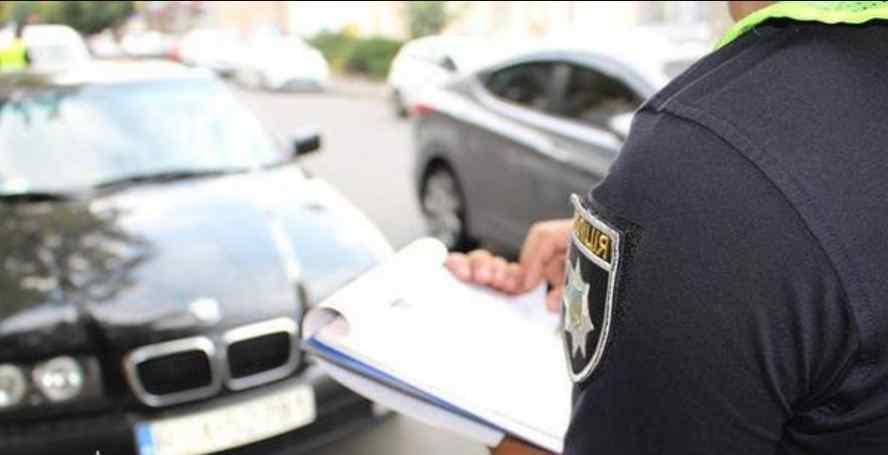 Нові штрафи для водіїв: за що тепер доведеться платити українцям