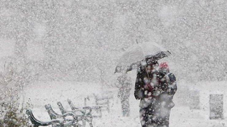 Сніг та ожеледиця охопить Україну: прогноз погоди на 28 листопада
