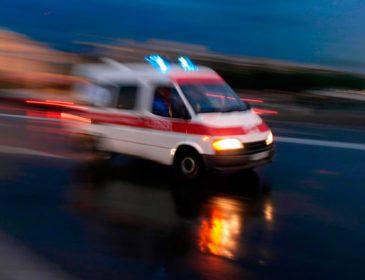 У Львові карета швидкої влетіла в підземний перехід, є жертви