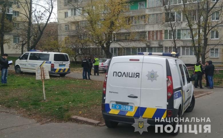 Під будинком коханої: у Києві молодик підірвався на гранаті