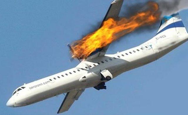 Загинули всі, хто був на борту: Літак зазнав аварії і впав на АЗС
