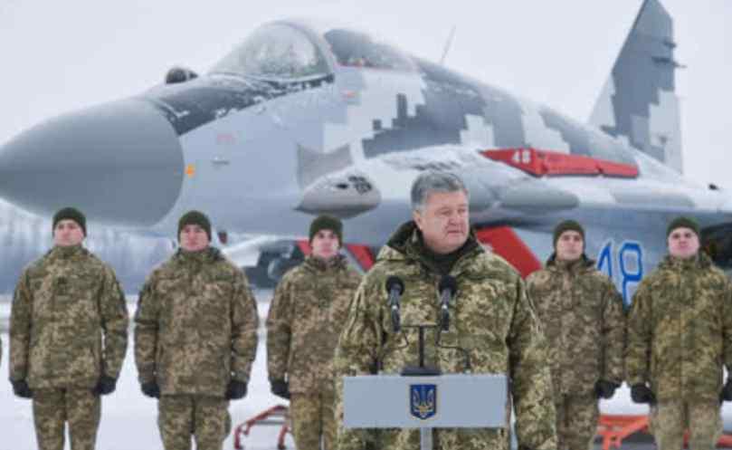 """""""Це колосальна загроза"""": Порошенко назвав кількість озброєння РФ на кордонах з Україною"""