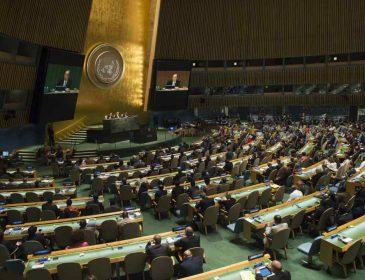 Поставили ультиматум Росії? Генасамблея ООН підтримала резолюцію про мілітаризацію