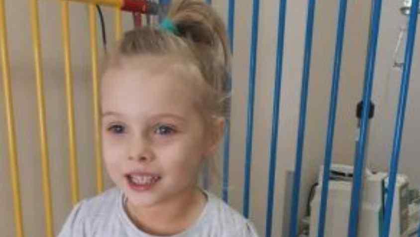 Допоможіть врятувати життя дитини: Негайна допомога потрібна 3-річній Софійці