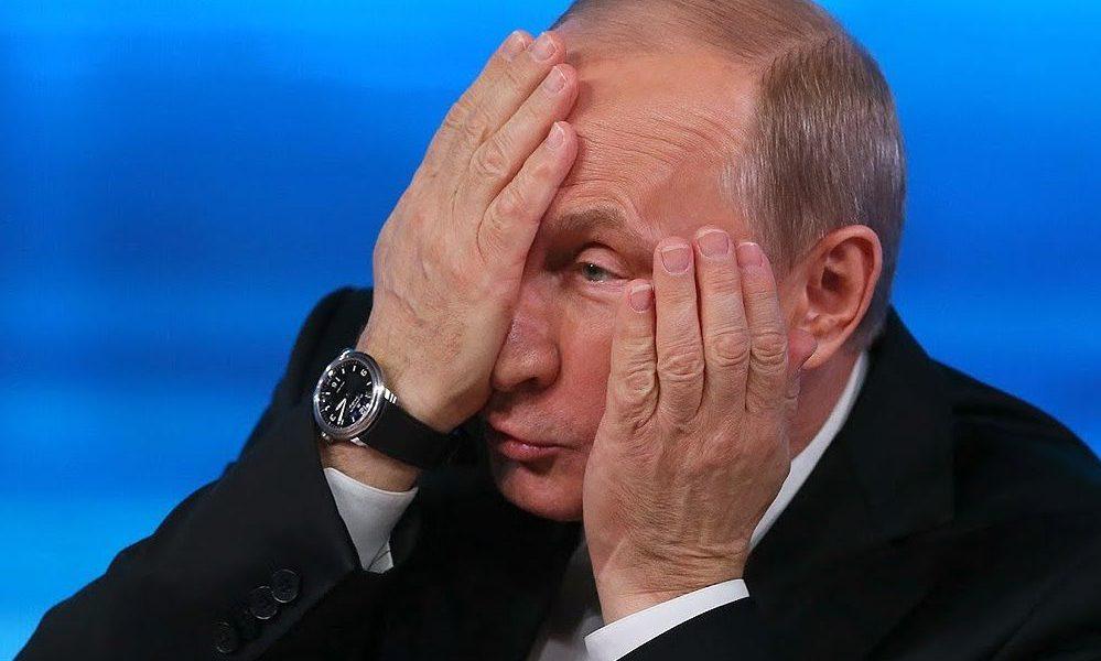 """Путін """"зганьбився"""" дивною поведінкою на зустрічі з Лукашенком"""