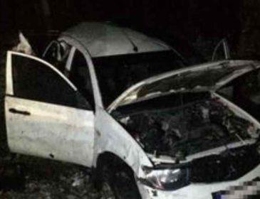 Фатальна ДТП на Львівській трасі: Легковик на шаленій швидкості врізався в дерево, є жертви