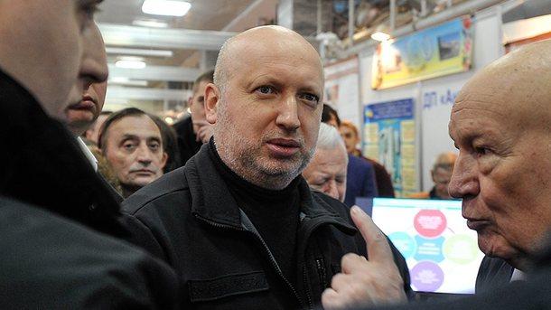 Назвав умови! Турчинов зробив емоційну заяву про воєнний стан