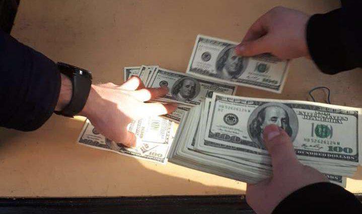 На хабарі у $47,5 тисячі: НАБУ затримало  офіцера СБУ
