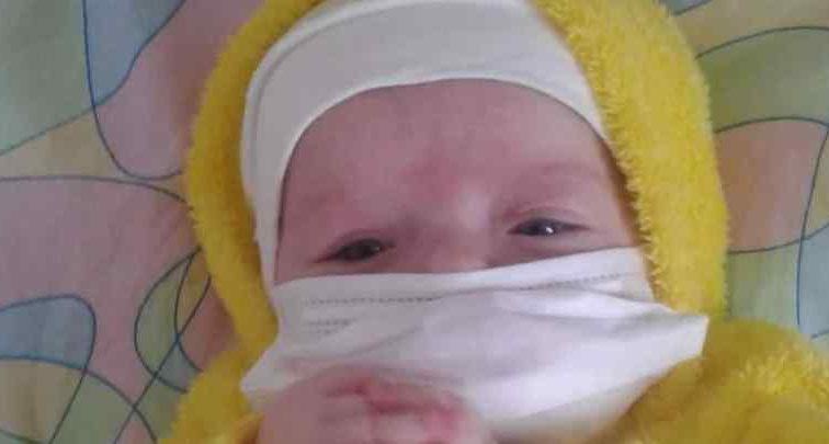 Рак крові уразив немовля: маленька Ангеліна потребує вашої допомоги
