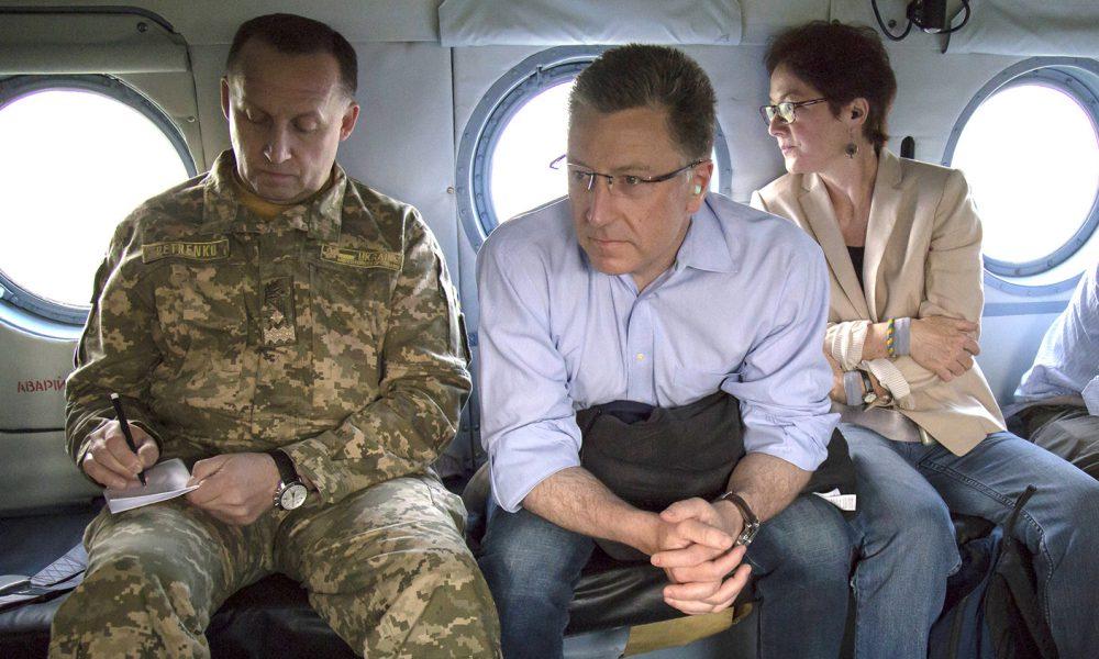 У Путіна ніяких шансів! Курт Волкер в Україні пообіцяв дещо надпотужне