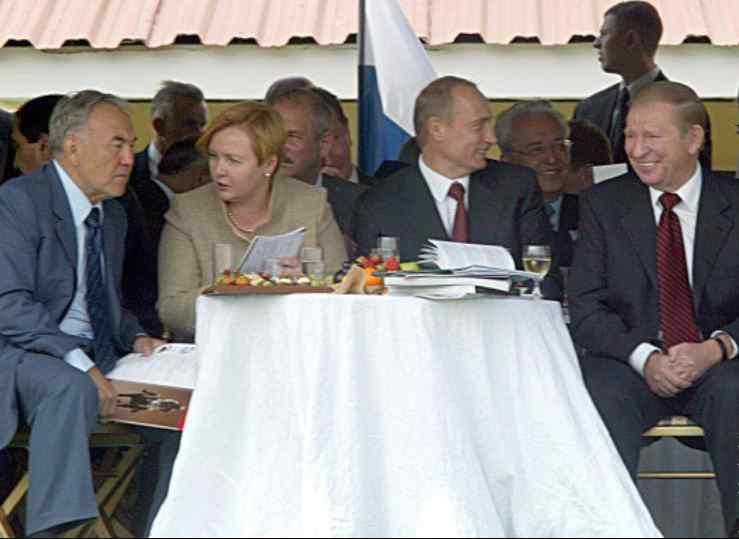 Це він подарував росіянам Азовське море: скандальна інформація про екс-президента