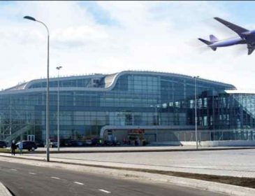 Що відбувається? З аеропорту Львова в терміновому порядку евакуювали 300 пасажирів