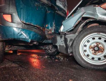 Небезпечна ДТП у столиці: в Києві зіткнулися чотири автомобілі, подробиці