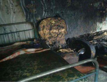 Пробували врятувати, але той був уже мертвий: на місці пожежі виявили труп 3-річного хлопчика