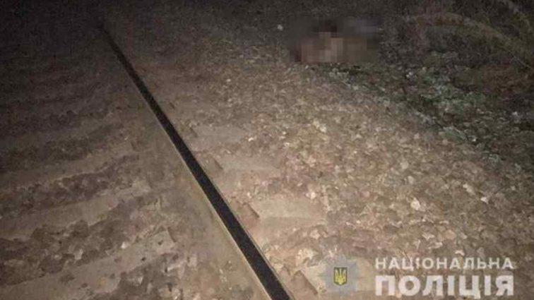 Все сталося миттєво: швидкісний потяг на смерть збив жінку
