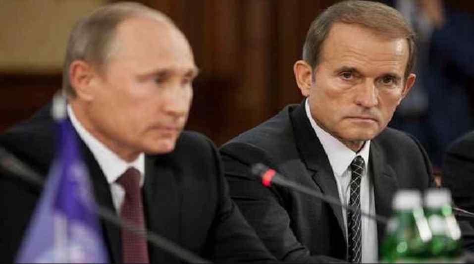 Це у моїх інтересах! Медведчук на російському ТБ розповів про переговори з Путіним