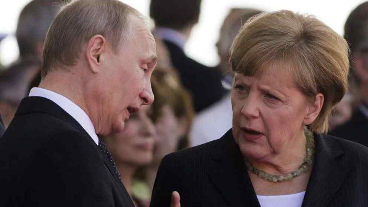 """""""Путін сам змусив"""": У Меркель підготували жорстку відповідь Росії через Азов"""