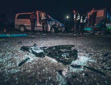 Масштабна ДТП під Києвом: зіткнулися чотири автомобілі