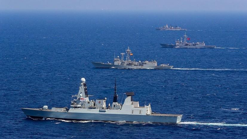 Кораблів НАТО в Україні повинно бути більше! Розгромна заява екс-міністра оборони Великобританії