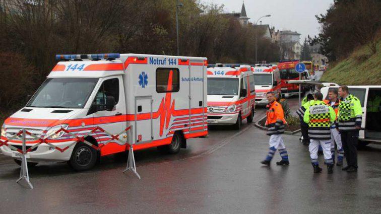 Моторошна аварія автобуса: десятки поранених  та загиблий