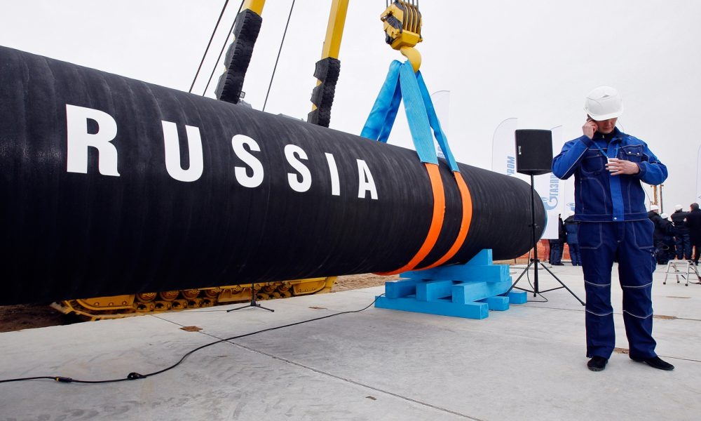 """Німецький міністр шокував українців! Ось чому у Меркель підтримують будівництво """"Північного потоку-2"""""""