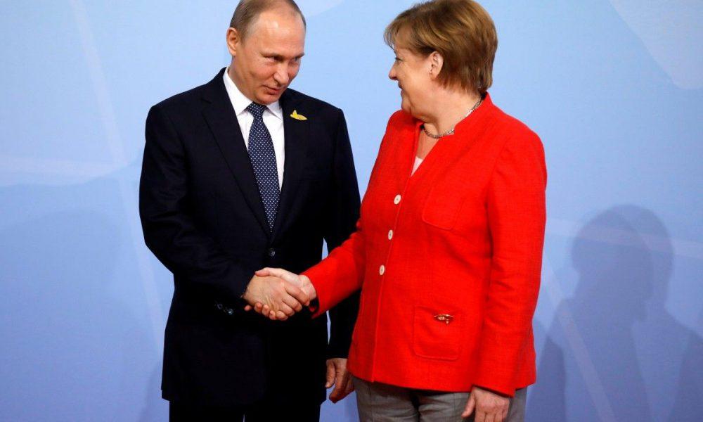 Німеччина не відмовиться від російського газу, – Меркель зробила тривожну заяву