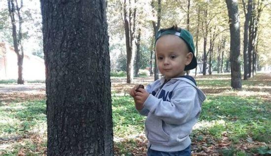 Подаруйте дитині слух: маленький Філіп потребує вашої допомоги