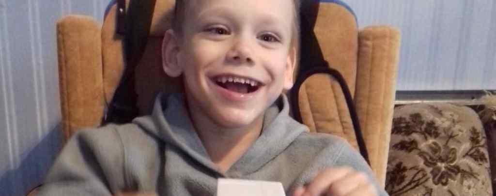 Хлопчик у свої 4 роки досі не сидить і не ходить: подаруйте Богдану шанс на нове життя