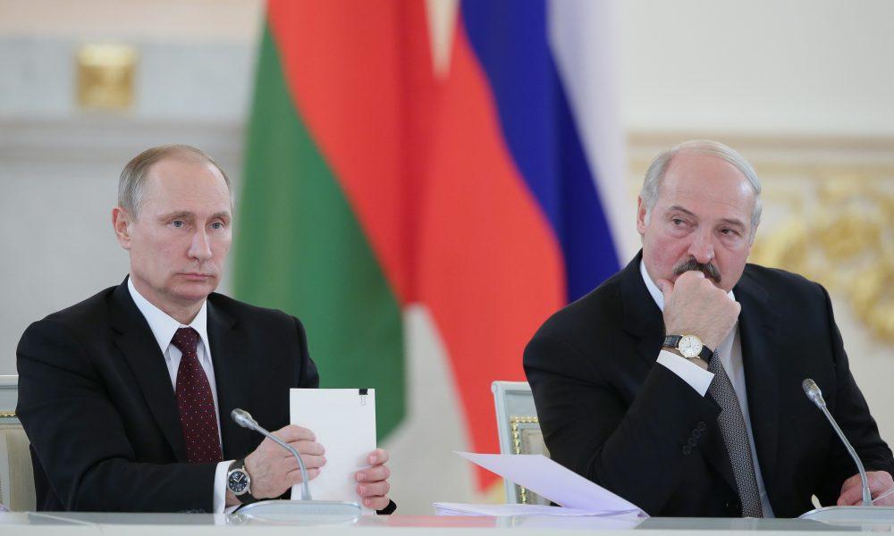 У Білорусі озвучили план Путіна по анексії. Лукашенко виступив із заявою