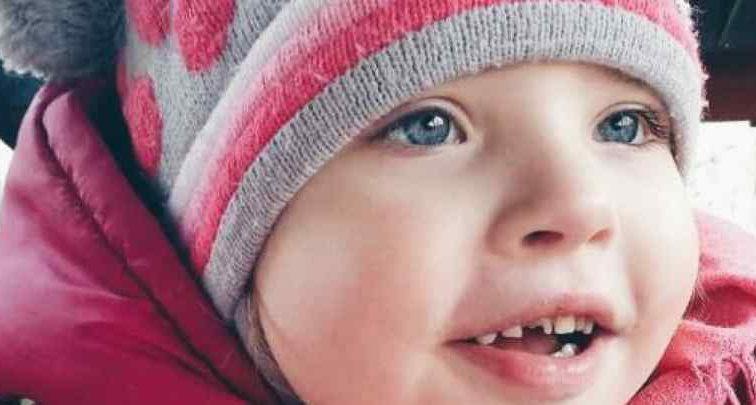Дівчинка вже має успіхи в лікуванні: Маленька Валерія потребує вашої допомоги