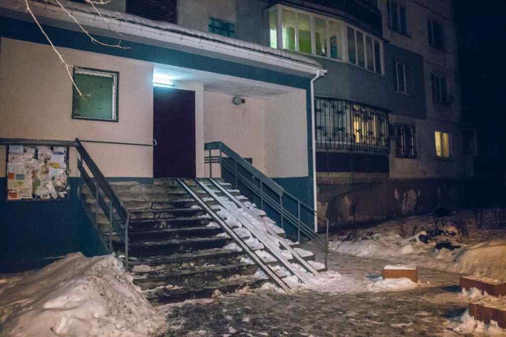 В  Києві студент-іноземець раптово викинувся з 14 поверху