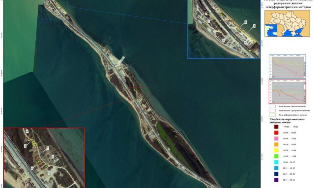 Нова халепа із Кримським мостом: у МінТОТ розповіли про помилку окупантів