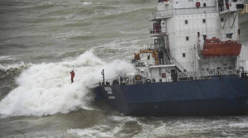 Трагедія з українцями в Чорному морі: з'явилися кадри порятунку людей які вижили